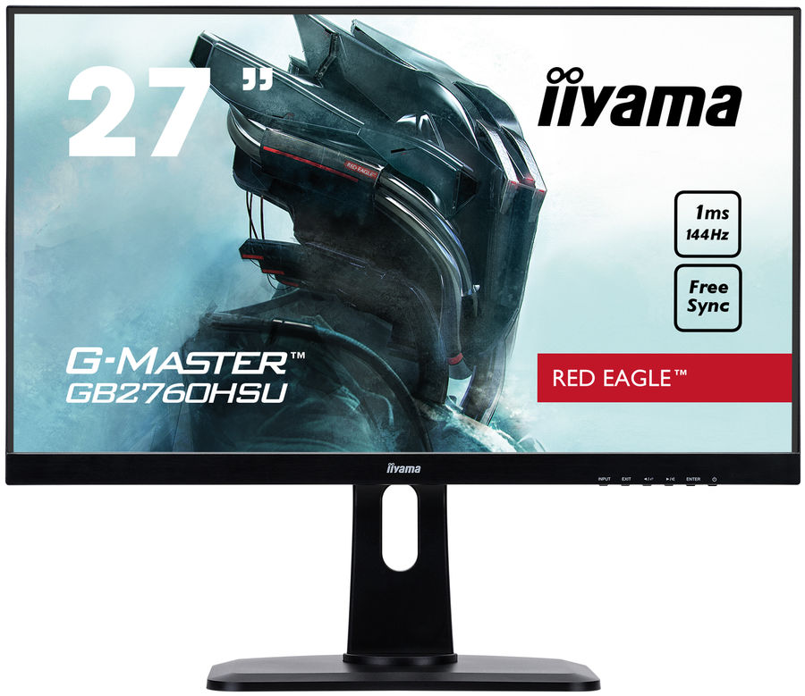 Монитор Iiyama G-Master GB2760HSU-B1