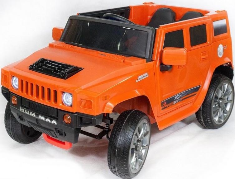 Электромобиль ToyLand Hummer BBH 1588 Orange