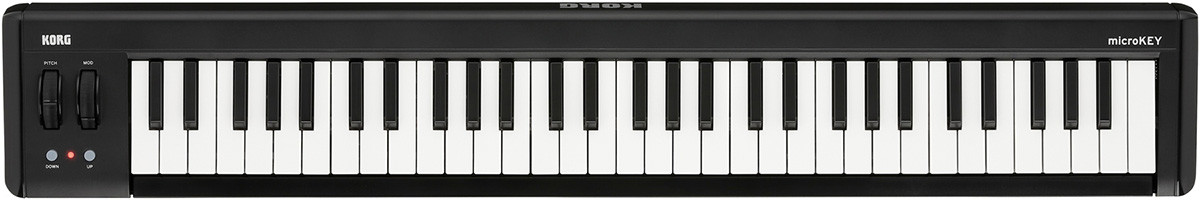 Миди-клавиатура Korg MicroKEY2 61 Compact MIDI Keyboard