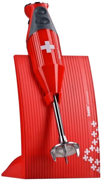 Блендер Bamix M200 SwissLine Red