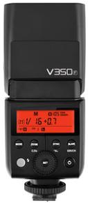 Фотовспышка Godox VING V350F TTL for Fujifilm