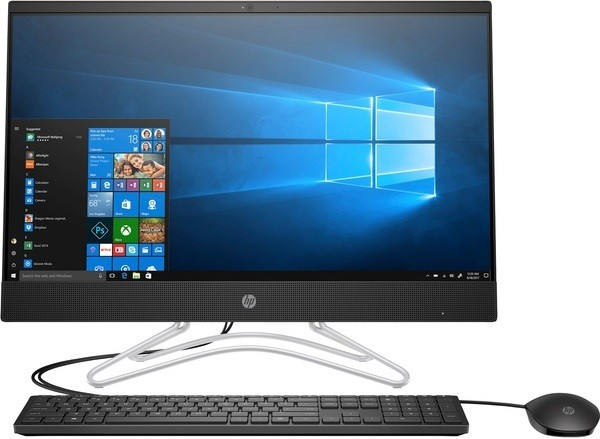 "Моноблок HP 24-f0009ur 23,8""/3,1GHz/4Gb/1Tb/W10 Black"