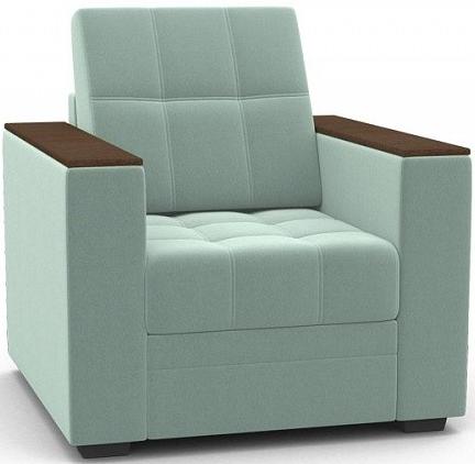 Кресло Цвет Диванов Атланта Next мятный 90x92x94 см