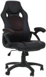Игровое кресло ZET Gun Shield 10K черный