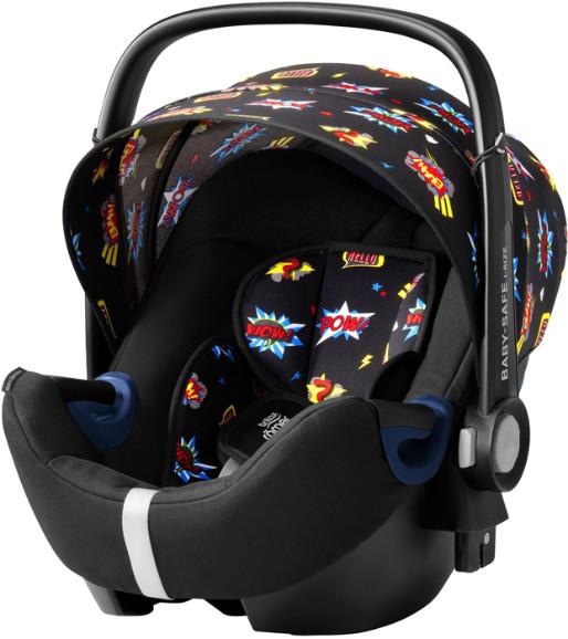 Автокресло Britax Roemer Baby-Safe2 i-Size Comic Fun (0-13 кг)