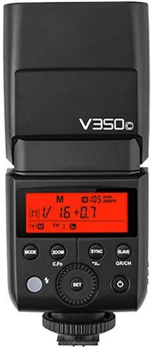 Фотовспышка Godox VING V350C TTL for Canon