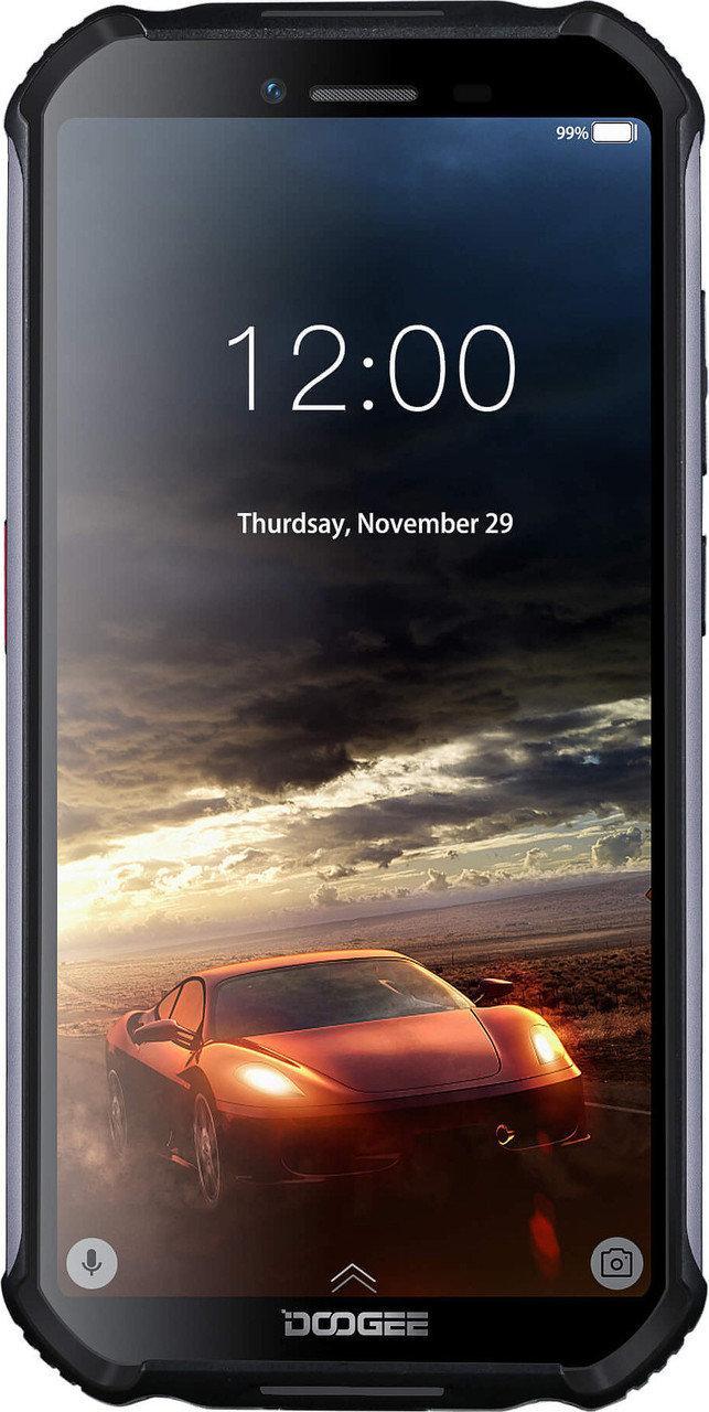 Смартфон Doogee S40 LTE 3Gb 32Gb Black