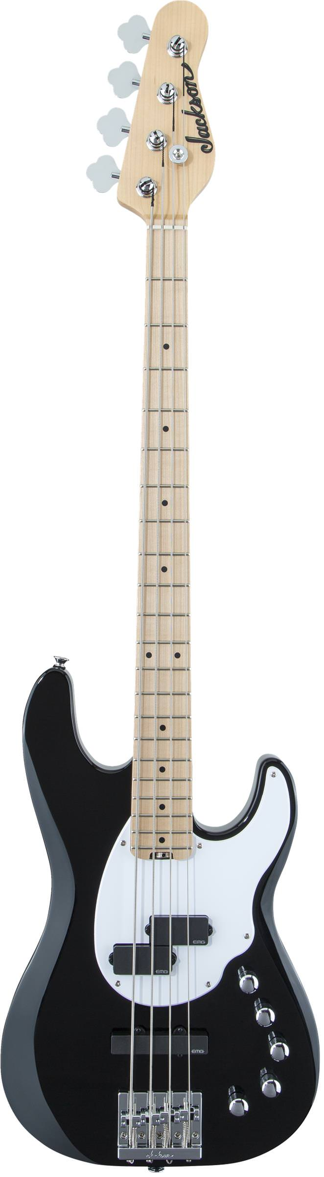 Бас-гитара Jackson Dave Ellefson CBX-M IV BLK