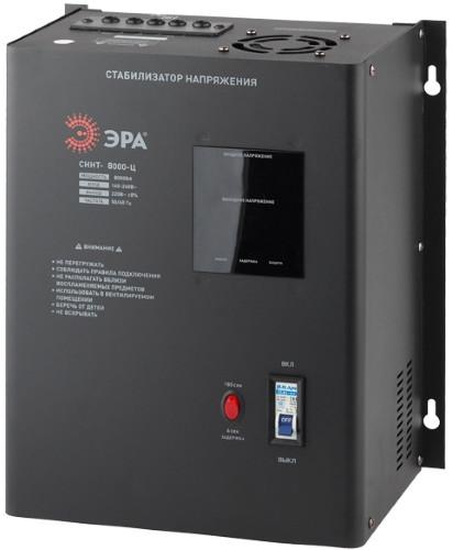 Стабилизатор напряжения ЭРА СННТ-8000-Ц