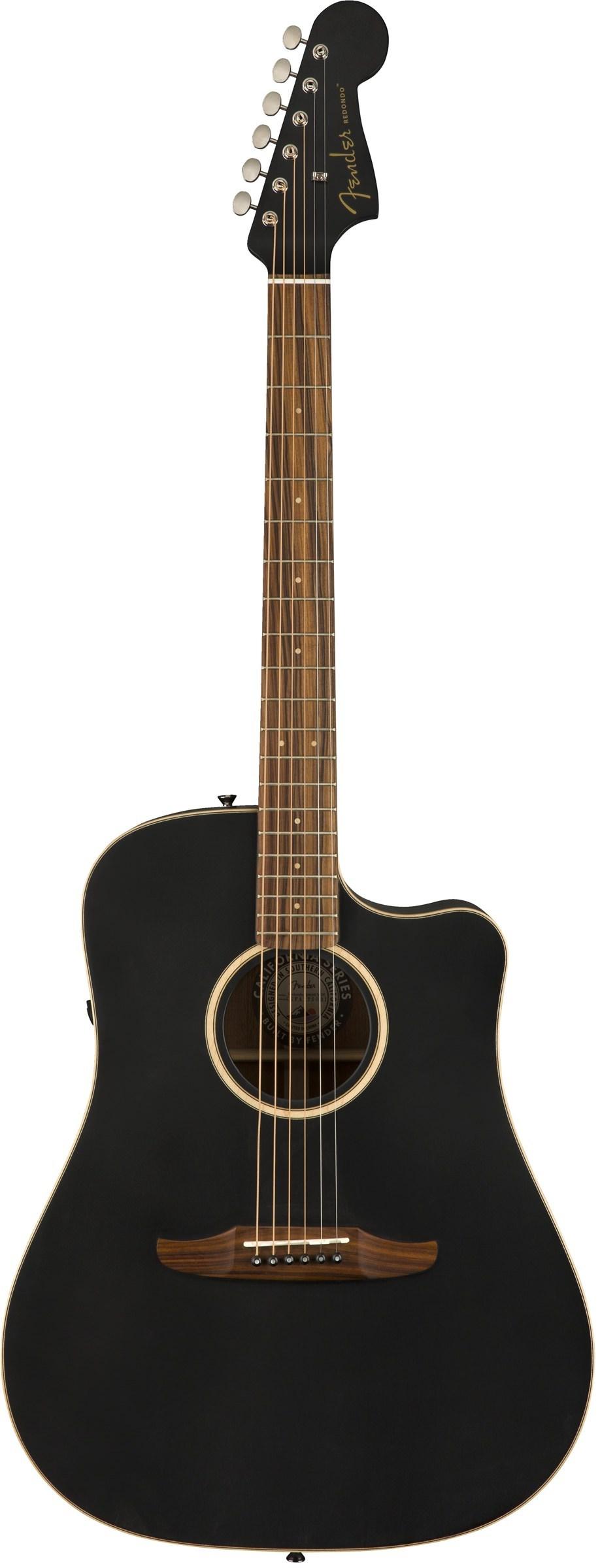 Акустическая гитара Fender Redondo Spec…
