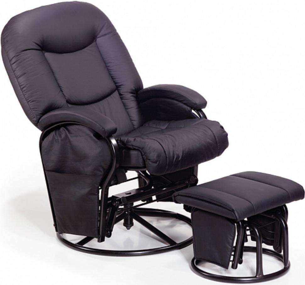 Кресло Hauck Metal Gilder черный