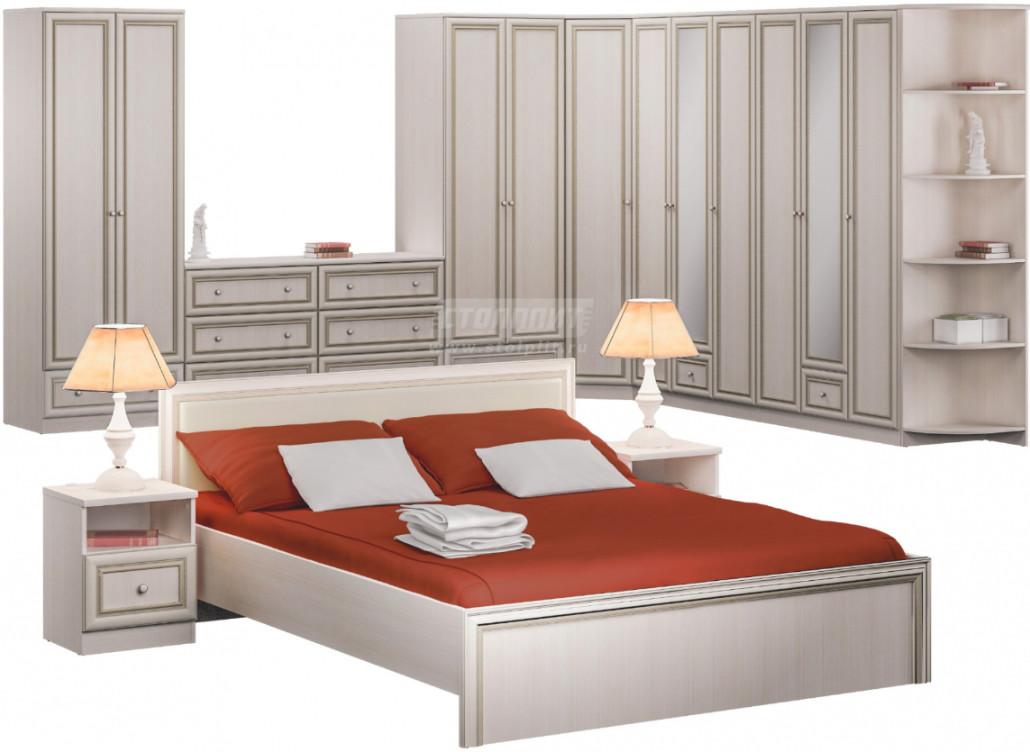 Спальня Столплит Грация 421-969-799-0176 авиньон