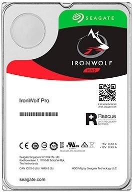 Жесткий диск Seagate IronWolf Pro 6Tb/H…