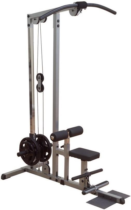 Вертикально-горизонтальная тяга Body-Solid GLM83