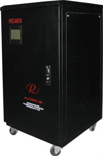 Стабилизатор напряжения Ресанта ACH-20000/1-ЭМ