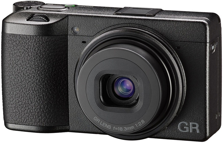Фотоаппарат Ricoh GR III Black