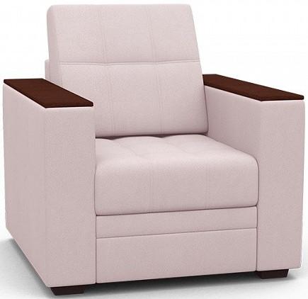 Кресло Цвет Диванов Атланта Next розовый 90x92x94 см