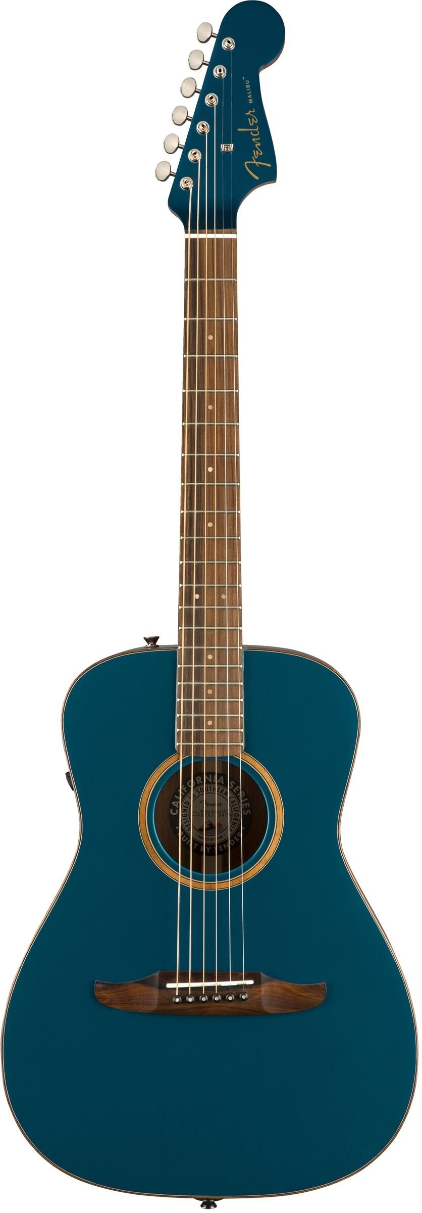 Акустическая гитара Fender Malibu Class…