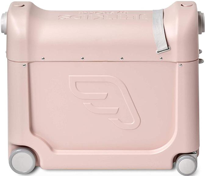 Детский чемодан Stokke JetKids BedBox Pink Lemonade