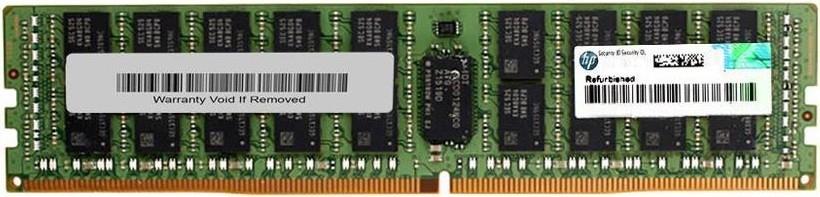 Память HP Enterprise for HPE servers DIMM DDR4 1x32GB 2400MHz