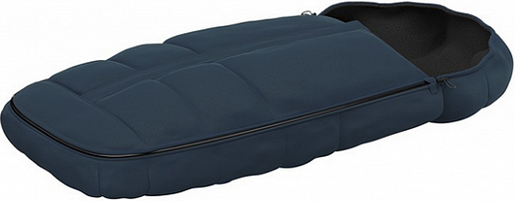 Thule Foot Muff City Navy Blue