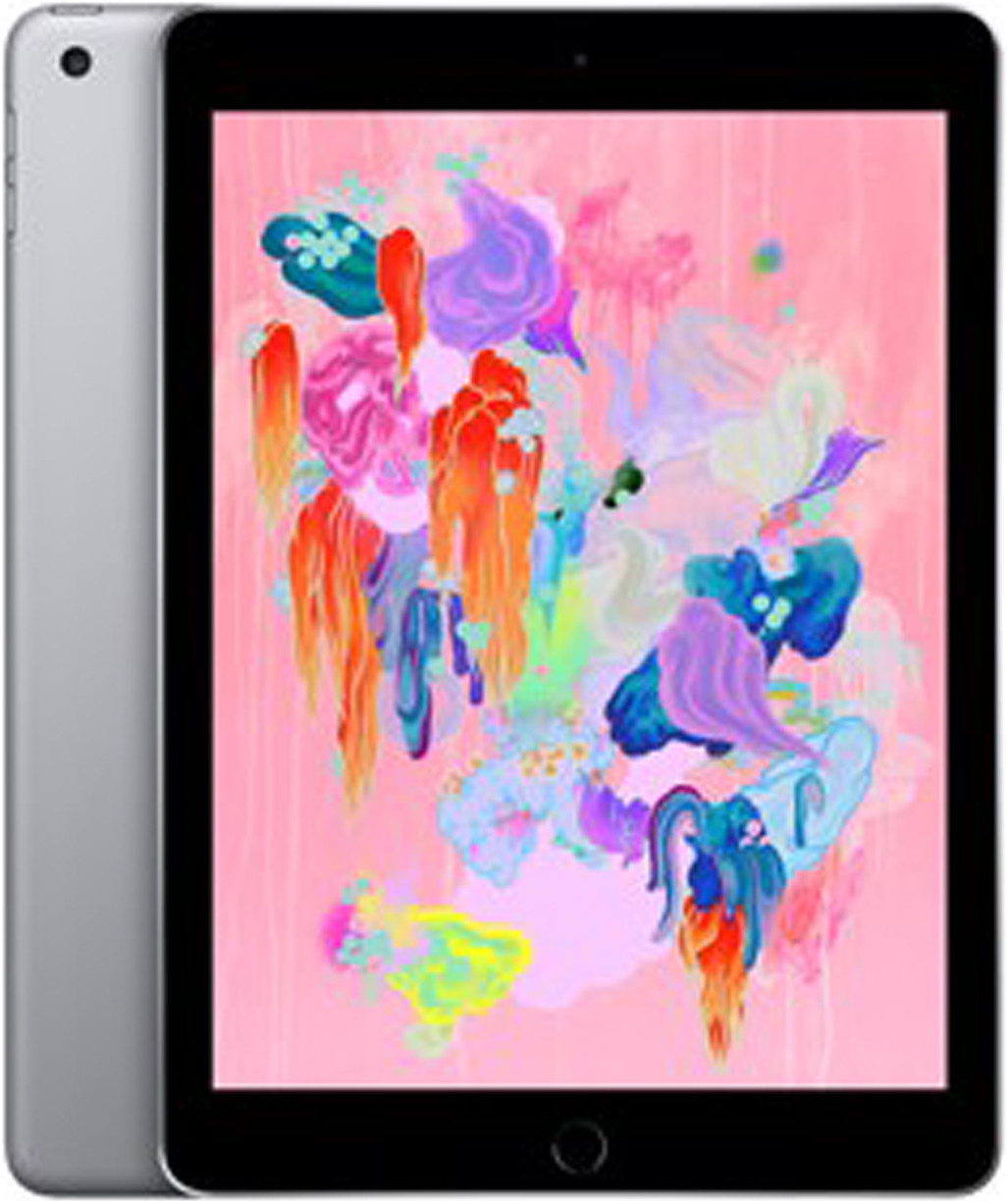 "Планшет Apple iPad (6) 2018 9.7"" Wi-Fi 128Gb Space Grey"