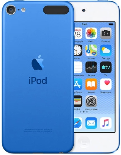 Mp3 плеер Apple iPod Touch 128Gb Blue