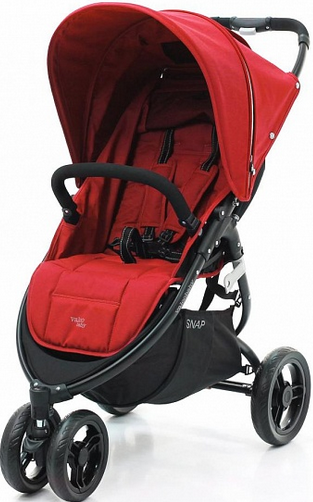 Коляска Valco Baby Snap Fire Red