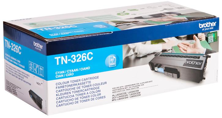 Картридж Brother TN-326 Cyan