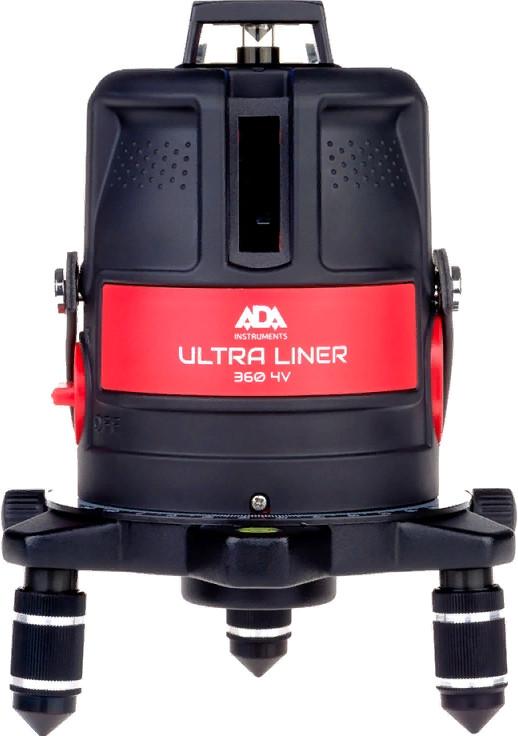 Лазерный нивелир ADA Ultraliner 360 4V …