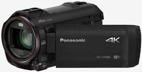 Видеокамера Panasonic HC-VX980 Black