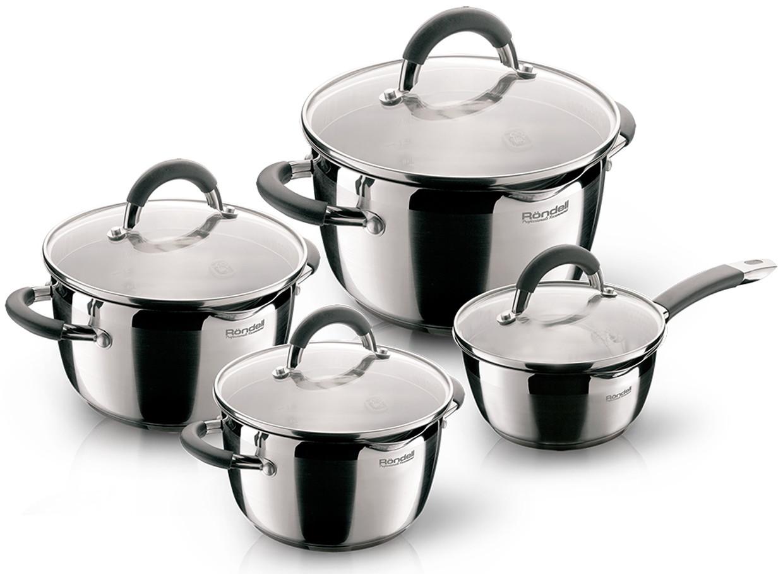 Набор посуды Rondell Flamme RDS-040 (8 …