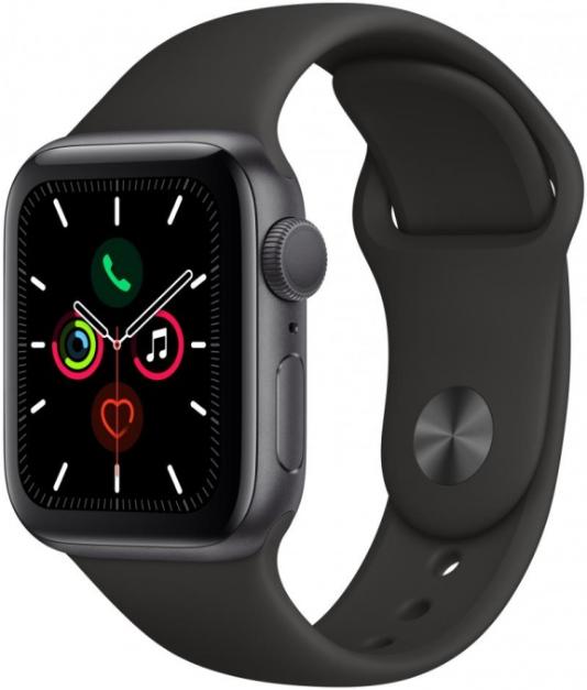 Умные часы Apple Watch Series 5 44mm Sp…