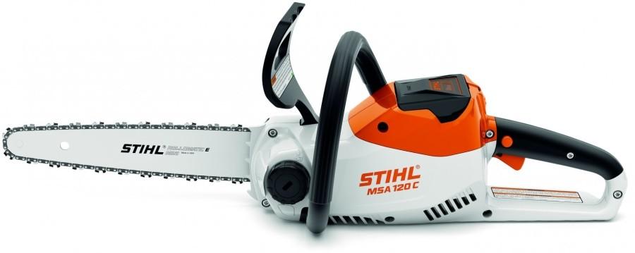 Электропила Stihl MSA120C-BQ (без АКБ и ЗУ)