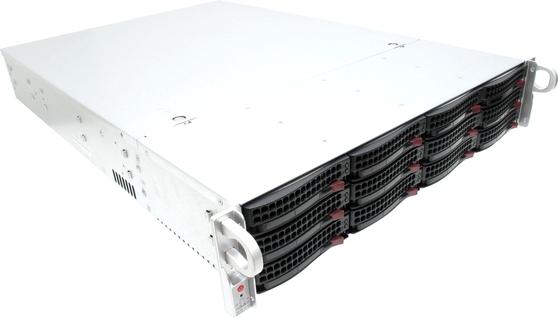 Рэковый корпус Supermicro SuperChassis 826BE16-R920LPB