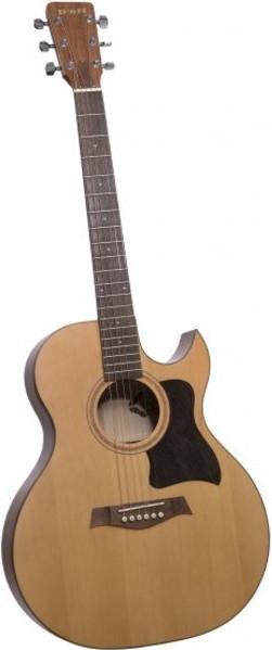Акустическая гитара Doff JC Jumbo Cutaw…