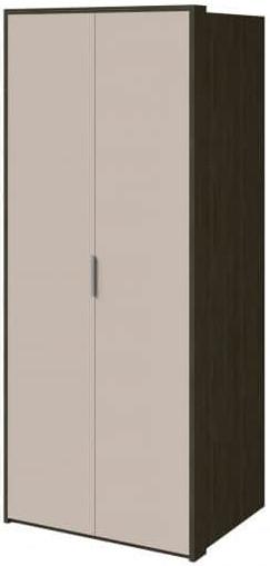 Шкаф Интердизайн Тоскано ясень темный/капучино 2209x968x599 см