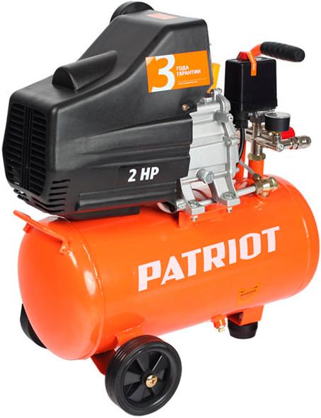 Поршневой компрессор Patriot Euro 24-240K