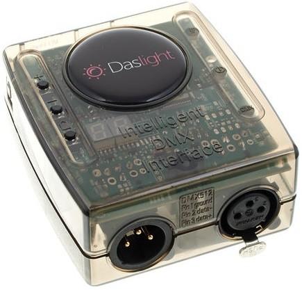 USB-интерфейс Daslight DVC 4 Gold