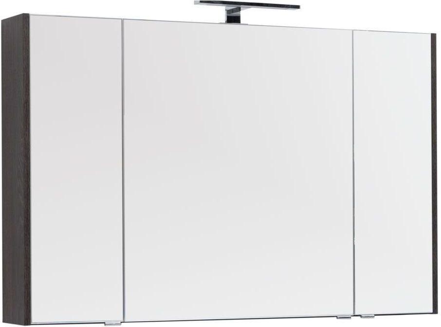 Зеркало-шкаф Aquanet Остин 120 дуб кантенбери 116x75x16 см