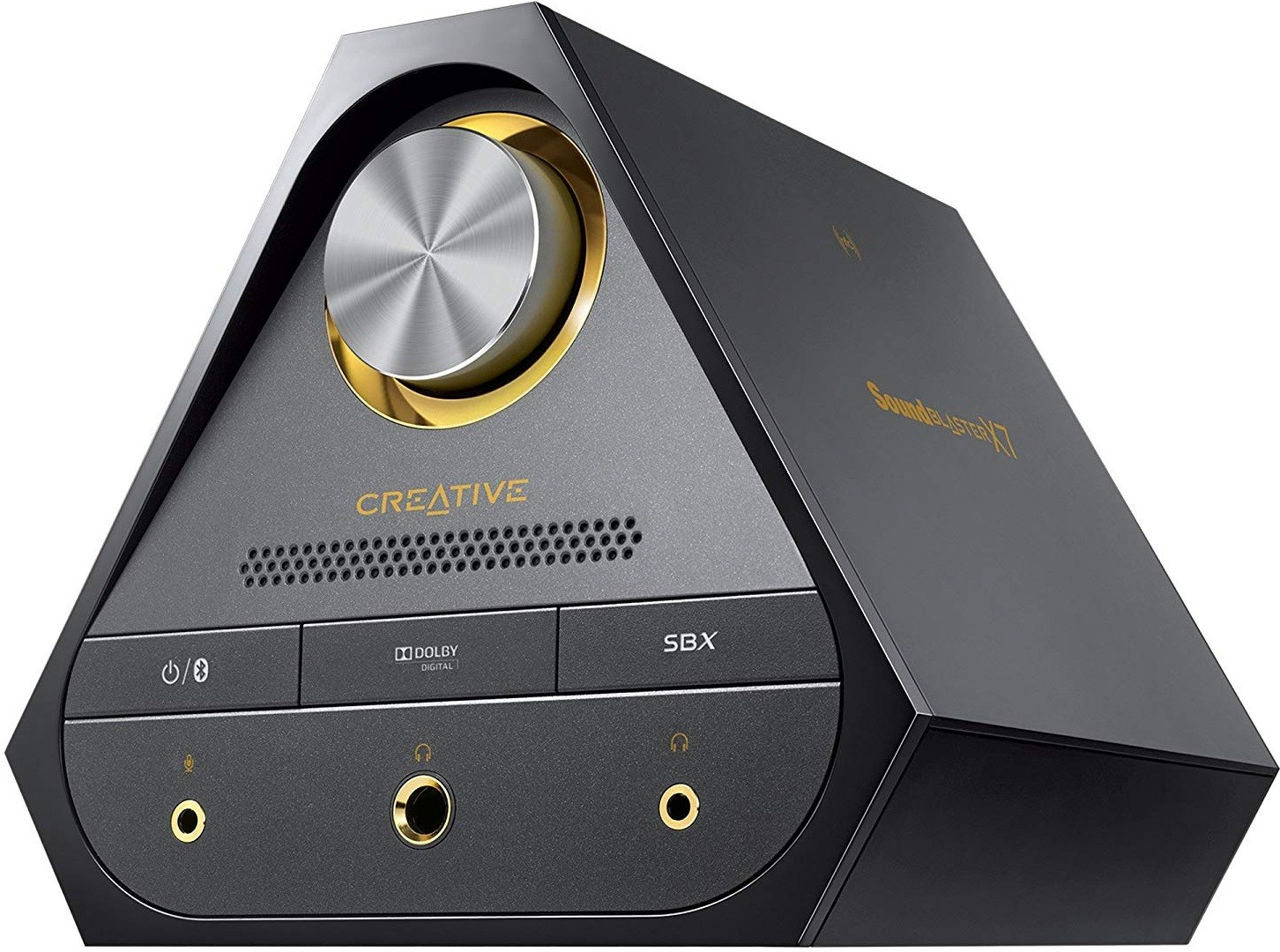 Звуковая карта Creative Sound Blaster X7 Black