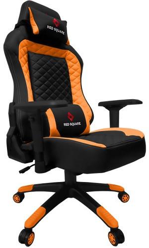 Игровое кресло Red Square Lux черный/ор…
