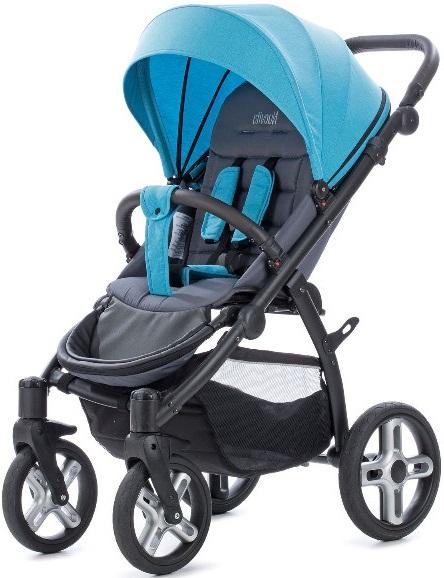 Коляска Nuovita Modo Terreno Blue/Grey