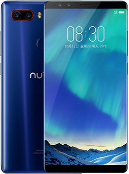 Смартфон ZTE Nubia Z17S LTE 8Gb 128Gb B…