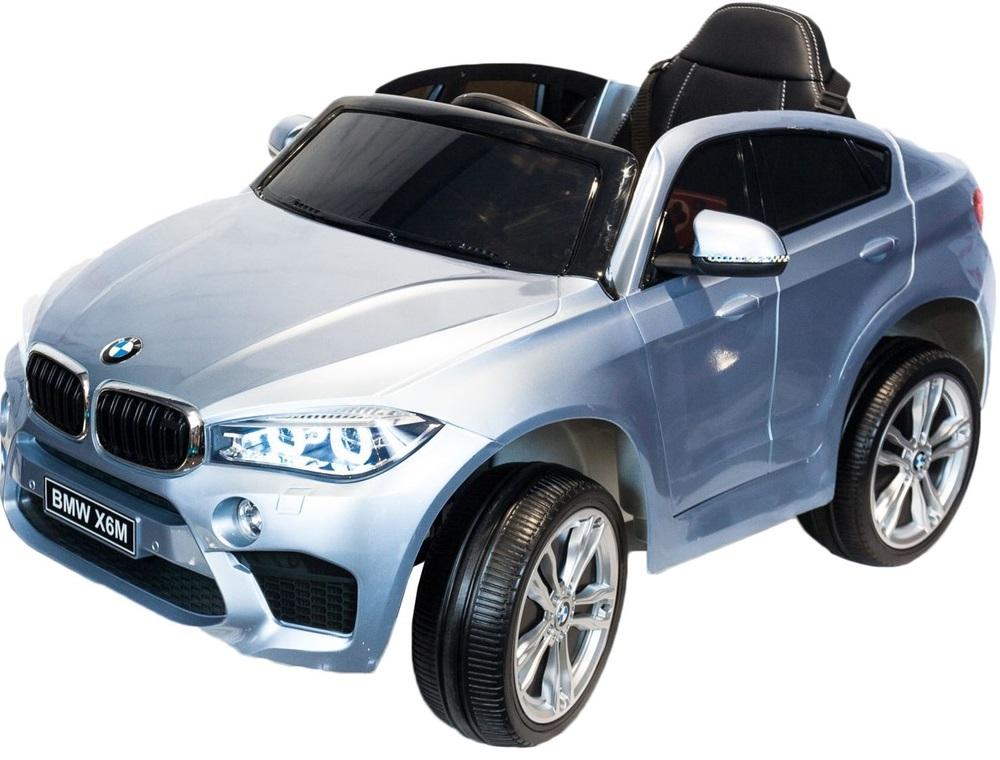 Электромобиль ToyLand BMW X6M Mini Silver
