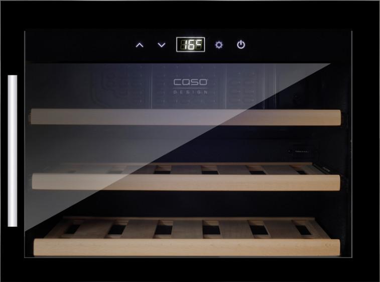Винный шкаф Caso WineSafe 18 EB
