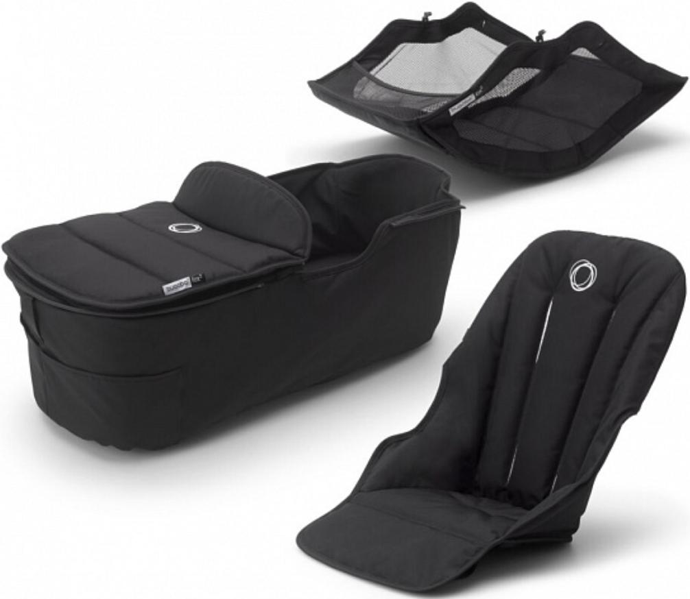 Комплект для коляски Bugaboo 230255ZW02 Black