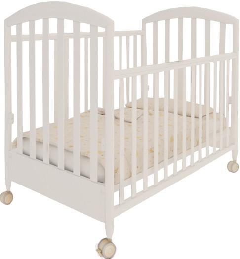 Кроватка Papaloni Луи белый