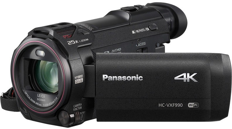 Видеокамера Panasonic HC-VXF990 Black