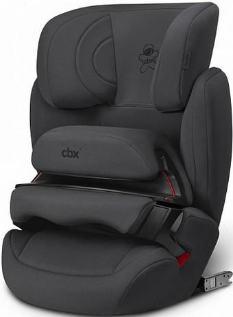 Автокресло CBX Aura-Fix Comfy Grey (9-36 кг)